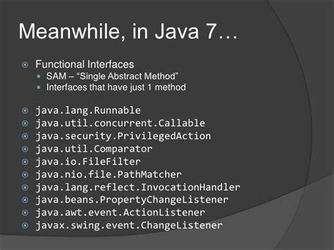 javax swing event lambda functions in java 8