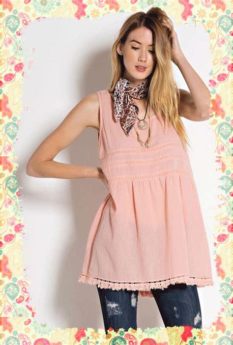 Blouse Babydol Katun Linen Import Jumbo bound babydoll top boho closet boutique