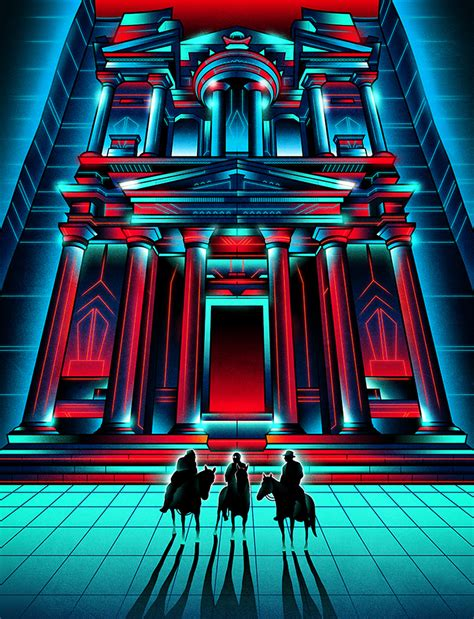 design is one film neon film posters present cult classics from the