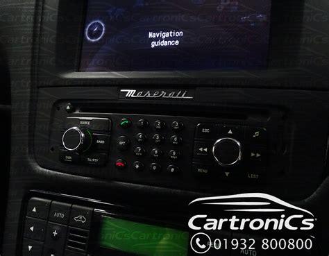 Maserati Service by Maserati Radio Navigation Repair Service