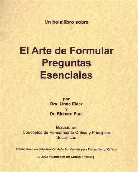 preguntas en negativo español recursos en espa 195 177 ol el arte de formular pregunt