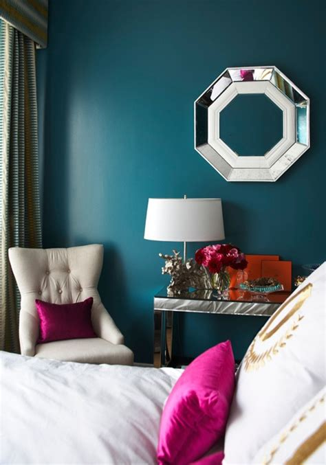 teal and pink bedroom ideas blue and turquoise accents in bedroom designs 39 stylish
