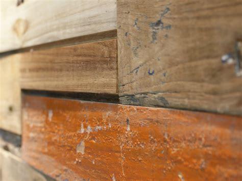 piastrelle di recupero piastrelle con superficie tridimensionale in legno di
