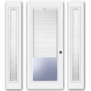 Exterior Doors With Built In Blinds Patio Door Blinds Between Glass In The Shade Considerations
