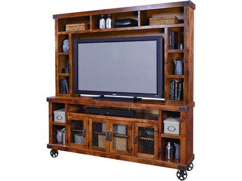 aspenhome home entertainment 84 quot console dn1036