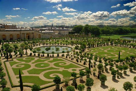 giardini versailles settecento mappa concettuale