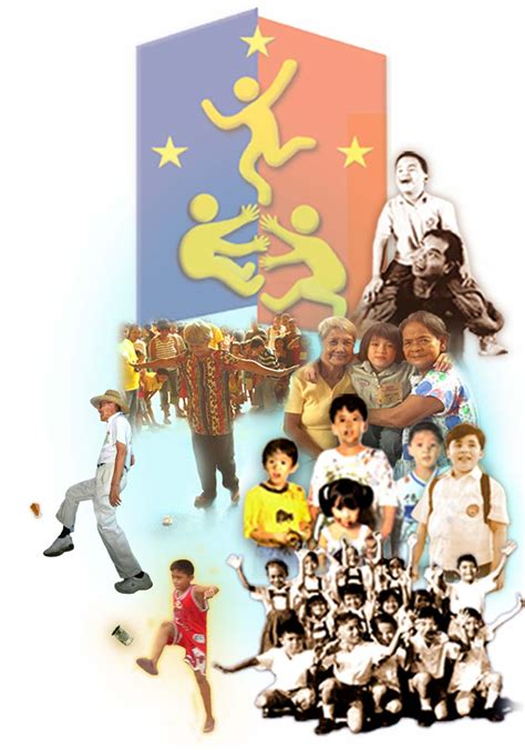 mga pi nyo kultura pilipinas mga palarong pilipino laro ng lahi