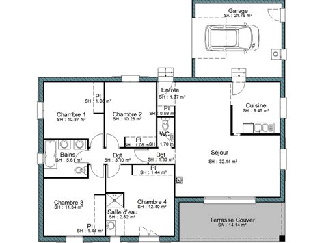 Plan D Une Maison by Simple Plan D Une Maison Pictures To Pin On