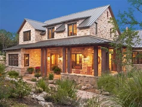 texas stone house plans texas hill country style home happiness pinterest