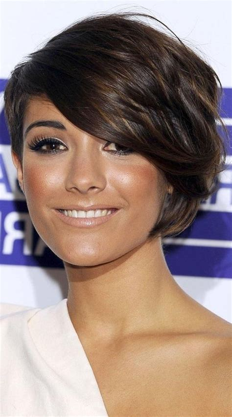 the 25 best feathered hairstyles ideas on pinterest 15 ideas of frankie sandford cute feather pixie bob hairstyles