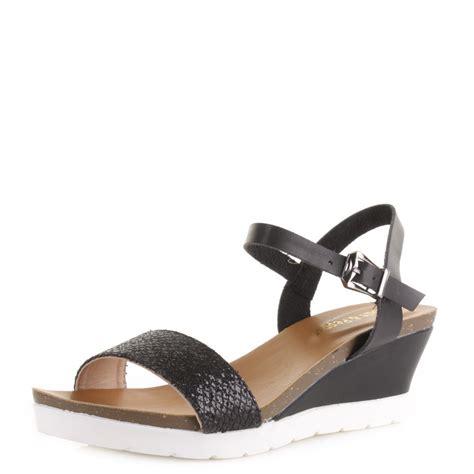 womens wedge heel mid wedge platform fashion summer