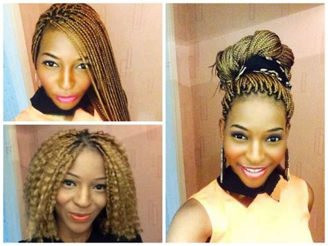 what color box braids should i get nicole shares her blonde box braids http www