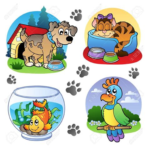 Pet Clipart clipart of animals pets clipartsgram