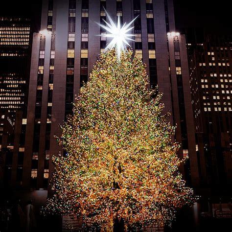 when do they light the nyc tree led light up 2018 rockefeller center tree ledinside