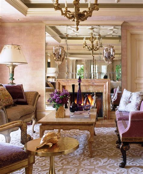 20 purple and gold living rooms home design lover