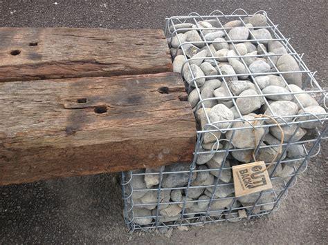 gabion bench how to build strong gabion baskets gabion baskets how