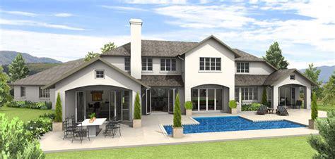 2 Story 5 Bedroom House Plans by Plantas E Modelos De Casas Estilo Americano 17 Modelos