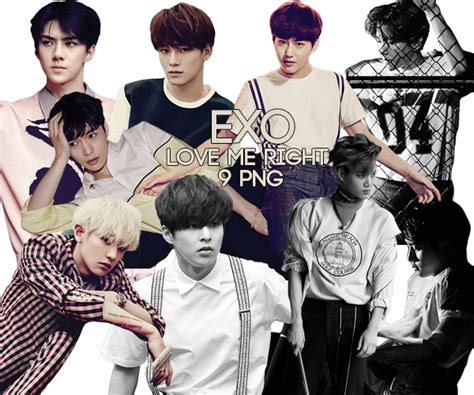 exo wallpaper pack exo png pack by bymadhatter on deviantart