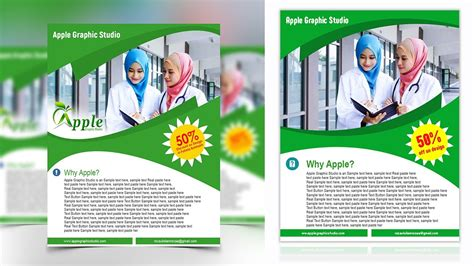 Create A Professional Business Flyer Photoshop Tutorial Youtube Photoshop Flyer Templates Business