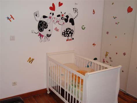 stickers deco chambre bebe deco chambre bebe avec stickers