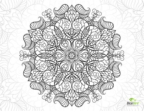 mandala flower coloring pages difficult snail mandala flower free coloring pages snails