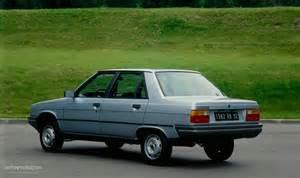 Renault R9 Renault 9 Specs 1981 1982 1983 1984 1985 1986