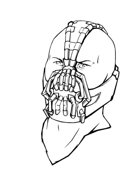 batman head coloring page best photos of batman mask coloring pages batman mask