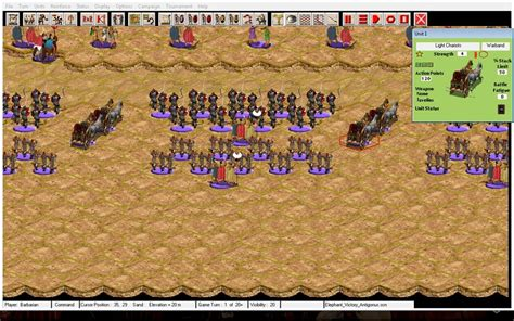 armchair general games armchair general game diadochoi wars pc game review