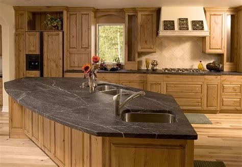 Soapstone Kitchen Countertops Capitol Granite Soapstone Kitchen Countertops