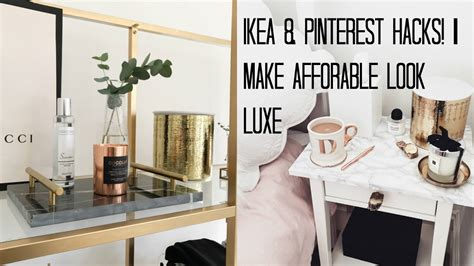 ikea hacks pinterest ikea hacks pinterest diy s make affordable look luxe