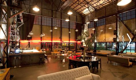 home interior design concepts spacious rustic warehouse industrial cafe interior concept