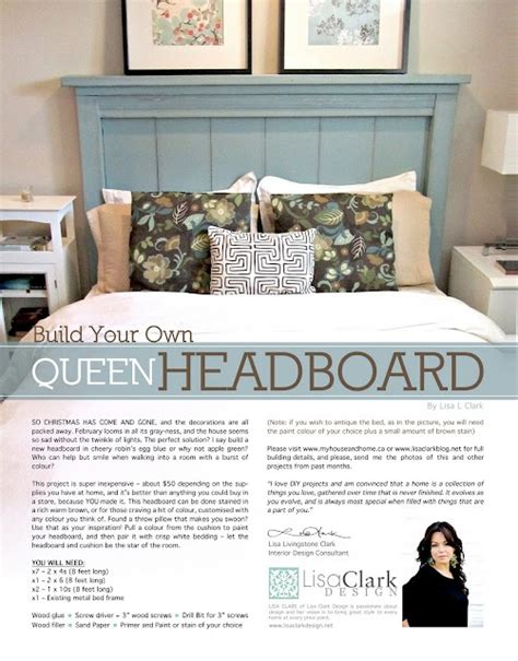 make your own queen headboard best 25 queen headboard ideas on pinterest