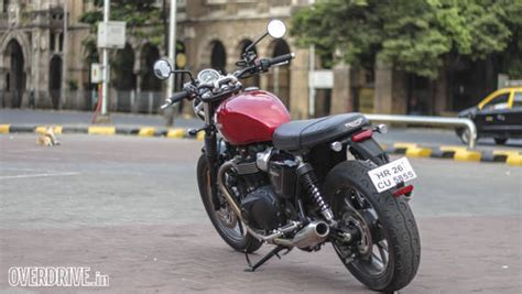 2016 Triumph Street Twin Road Test Review Review   Road