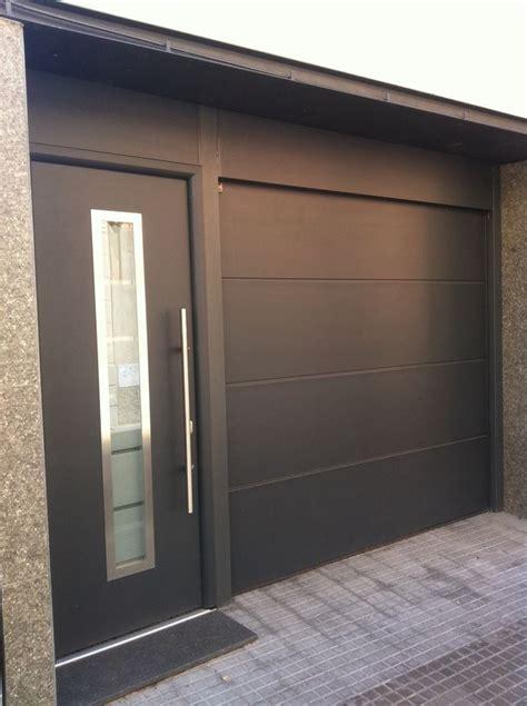 puerta de cochera las 25 mejores ideas sobre puertas garaje en y