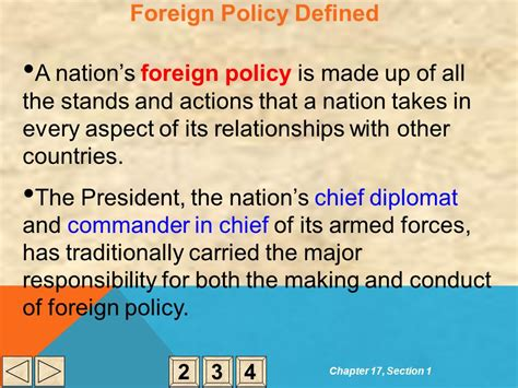 chapter 17 section 3 american foreign policy overview chapter 17 section 3 american foreign policy overview 28