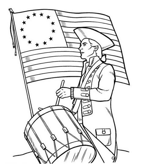 independence day coloring pages printable independence day coloring pages july fourth 02 coloring kids