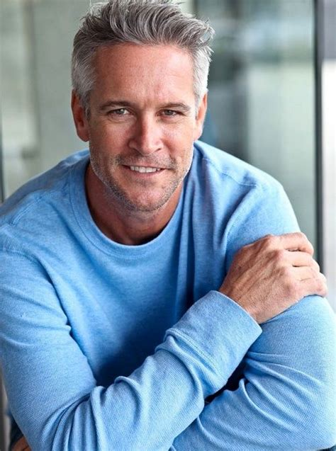good looking men with grey hair 25 best ideas about handsome older men on pinterest