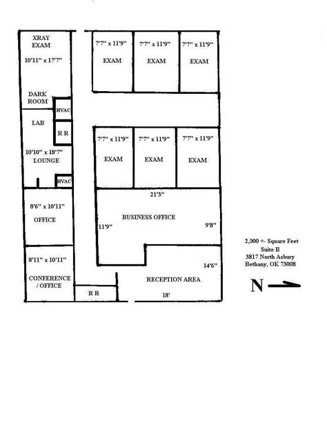 chiropractic office floor plans joy studio design