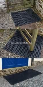 rubber kitchen anti slip mat anti fatigue interlocking mat