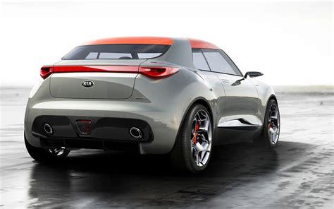 Concept Kia Kia Provo Concept 2013 Widescreen Car Image 10 Of