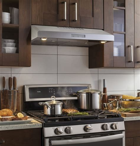 under cabinet appliances kitchen kitchen island hoods best top 10 gallery stainless steel