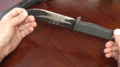 fallkniven a1 black fallkniven a1 survival knife review black blade with zytel