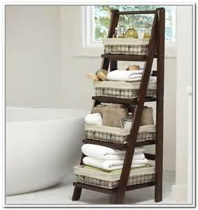 Bathroom Storage Baskets Shelves Home Design Ideas