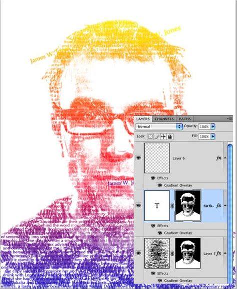 tutorial typography face cool photoshop tutorial design i tutorials pinterest