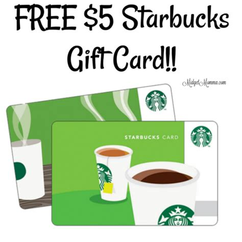 Can You Redeem Starbucks Gift Cards For Cash - free 5 starbucks gift card midgetmomma