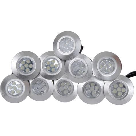 ip65 led light led 12v deck light ip65 cool white 6000k toolstation