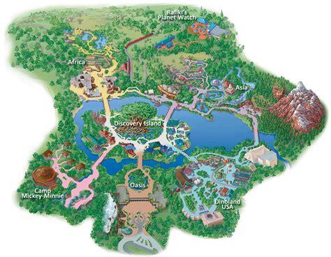 printable map of animal kingdom magical makeover disney s animal kingdom edition park beast
