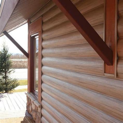 Cedar Siding Menards - best 25 log siding ideas on log cabin siding