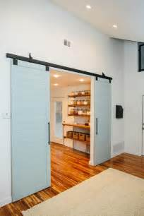 Barn Door Kitchen Bring Some Country Spirit To Your Home With Interior Barn Doors