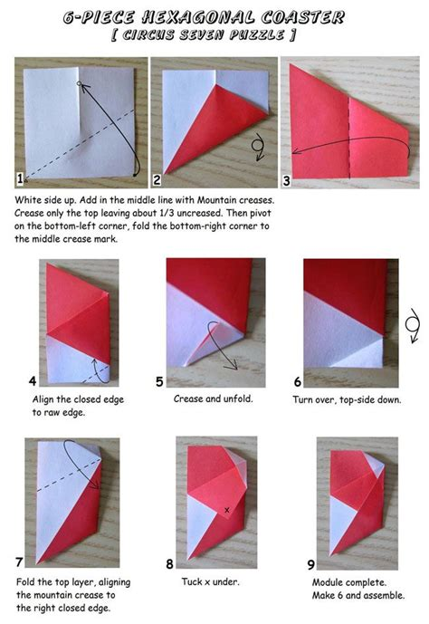 Origami Plans - origami puzzle box woodworking projects plans